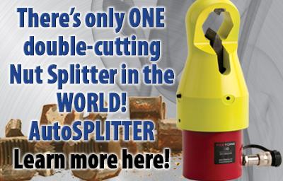 AutoSPLITTER – The Toughest Nut Splitter in the World!